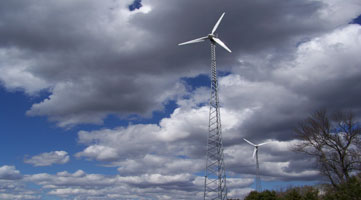 I135-Green sets and Wind Turbine-2-up right